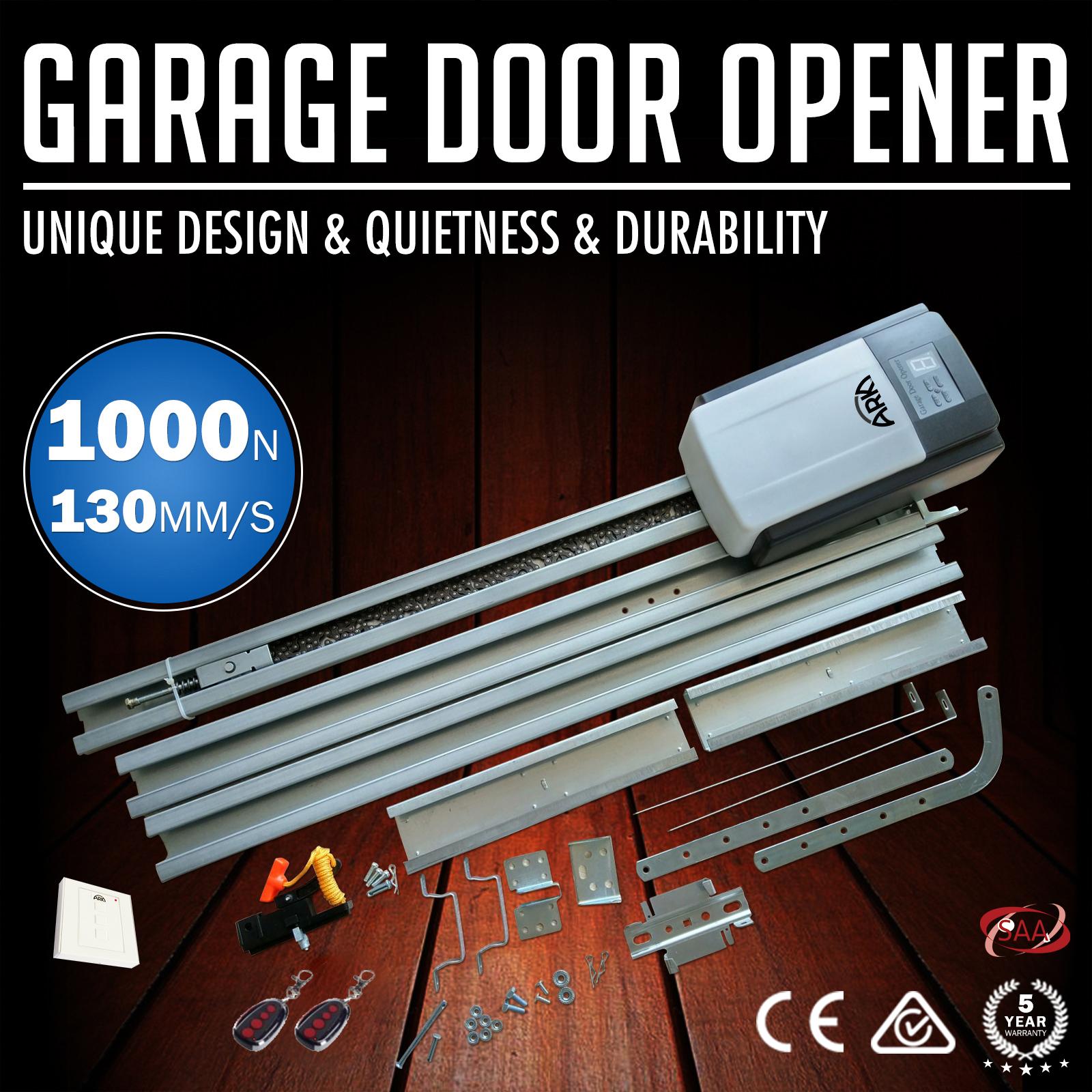 New ark sectional garage door opener motor electric tilt for Garage door opener motor runs but door does not open